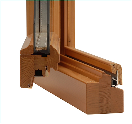 L 39 artigiano infissi finestre in pvc e legno alluminio - Finestre legno e alluminio ...